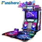 luxury Dance Central simulator video arcade dancing game machine