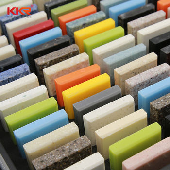 Polymer Solid Surface, Pure Acrylic Solid Surface Sheet, Resin Imitations Stone Panel