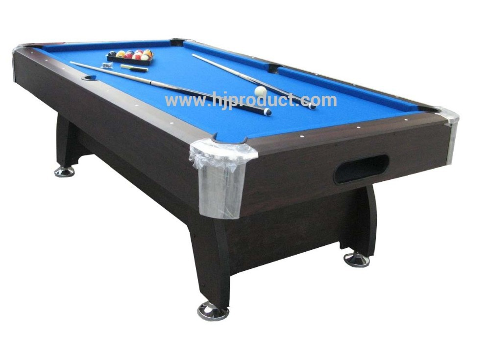 7ft Pro American Deluxe Pool Table With Blue Cloth 8ft Billiard Table 9ft Pool  Table
