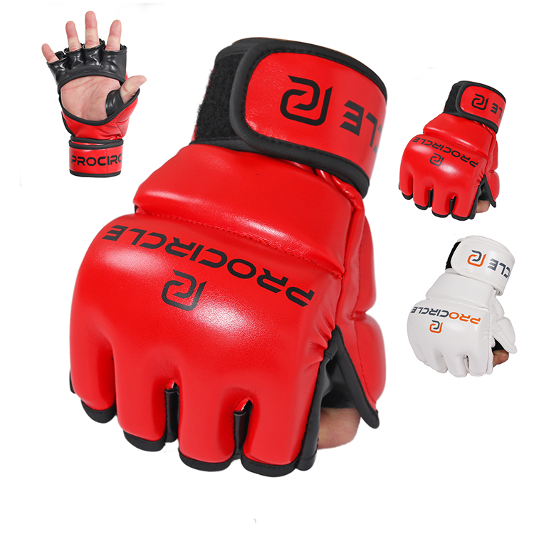 Individuelles Logo MMA Training Boxing Handschuhe