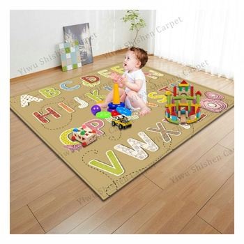 soft foam activity gym car play kids sleep mat