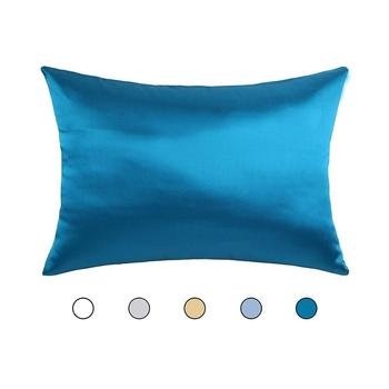 Silk Pillowcases 100% Mulberry Silk 19mm Pillow Cover for Skin And Hair