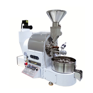 DONGYI 1kg coffee roaster /electric&gas coffee bean roaster machine for  coffee cafe with Bluetooth&USB