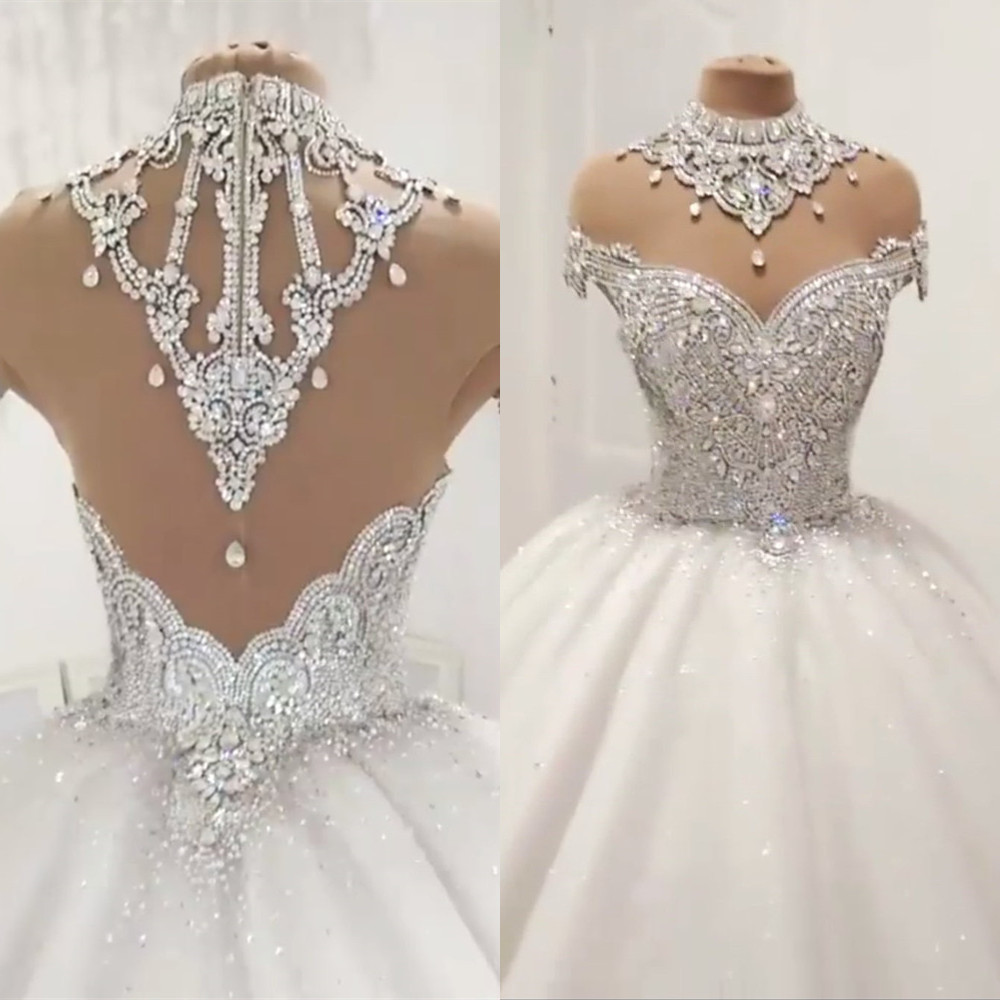 13871e43ad376 Diamond Wedding Gown, Diamond Wedding Gown Suppliers and Manufacturers at  Alibaba.com