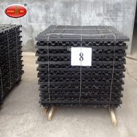 Supplying Railway Steel Sleeper Used For Railroad Tracks/steel railway sleeper/steel trough sleeper