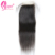 Cuticle Aligned Machine Weft Lace Closure Body Wave Bang 1b Hair Extensions For Black
