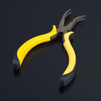 New Ball Head Disassembly Clamp Tools Multi Plier Types Mini Plier for Helicopter Plane Car Yellow