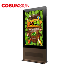 "65' ""bodenstativ digital signage led-bildschirm oled touchscreen displayer"