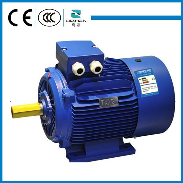 Aluminum Housing Ac Asynchronous Motor 5kw With Insulation Class ...