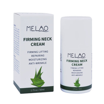 Neck Cream with Vitamin C & E, Hyaluronic Acid Anti Aging  Reduce Appearance of Wrinkles & Fine Lines