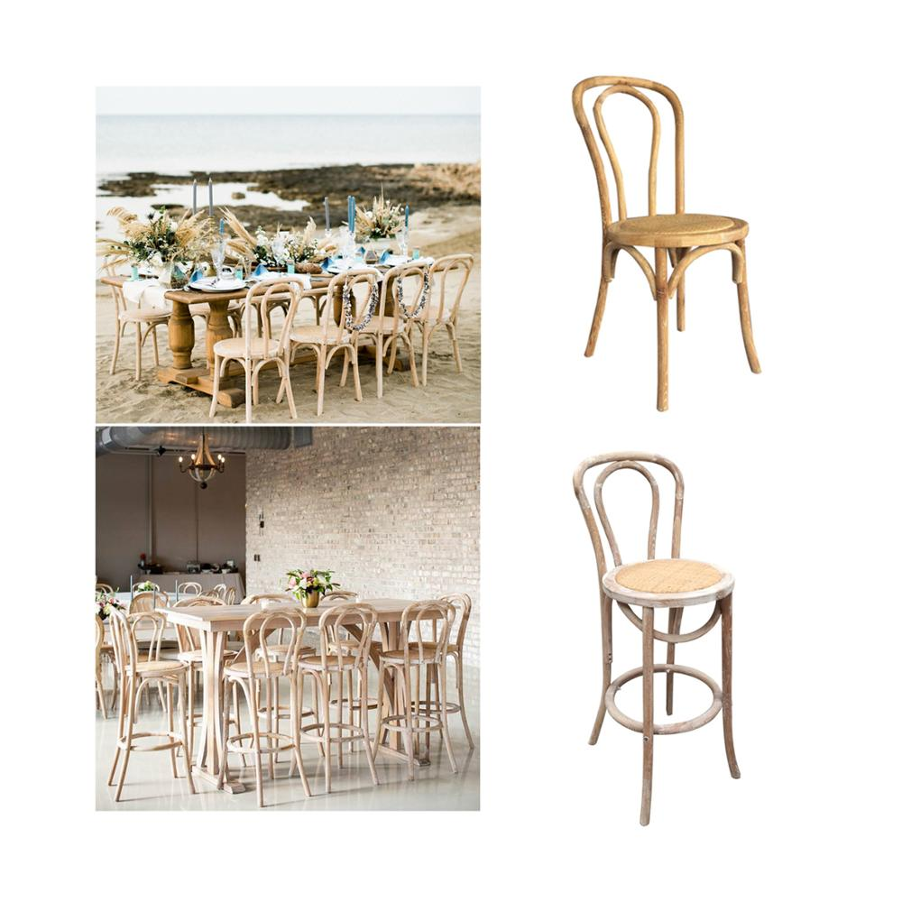 Restaurant wedding hotel rental thonet bentwood dining <strong>chair</strong>