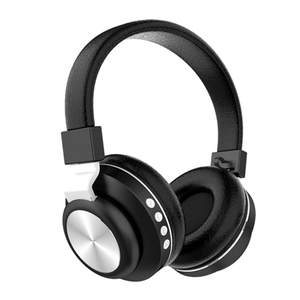 2019 wholesale model for e-commerce low MOQ foldable sport noise cancelling stereo wireless headphone