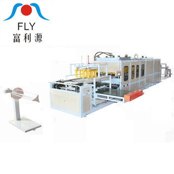 FLY110-135 Fast Food Box Foaming Machine/PS Foam Sheet Extrusion Line for Making Food Container