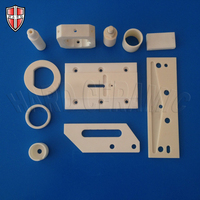 high purity alumina Precision components in alumina ceramic