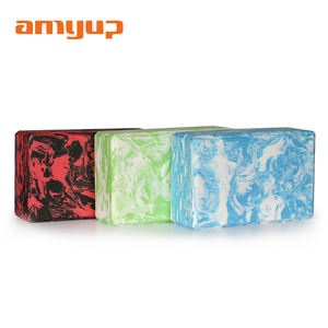 Eco friendly high density eva foam block yoga brick Amyup