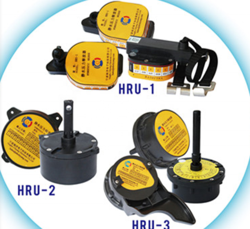 Hydrostatic release for EPIRB