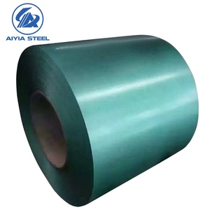 AIYIA Dx51d Grade Nippon Color Painted 0.43mm Prepainted Steel Coil for Roofing