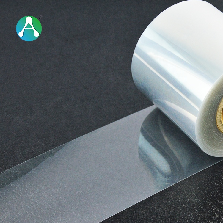 250 micron clear rigid pet plastic <strong>roll</strong> for folding box