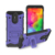 Belt clip holster mobile phone kickstand case for LG Q7 plus