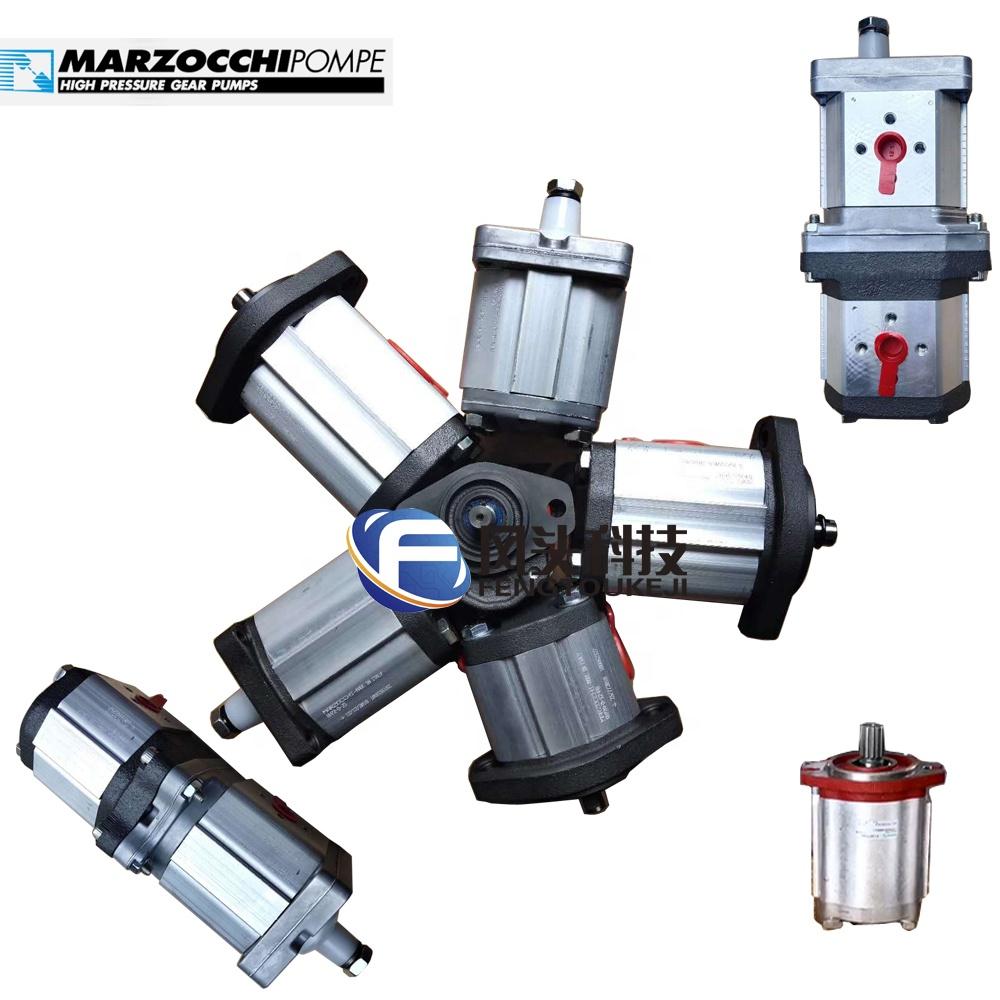 ITALY MARZOCCHI gear pump GHP1A-D-2/3/4/5/6/7/9-FG