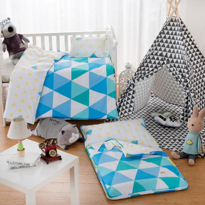 Children Cute Sleeping Bag Indoor Kids