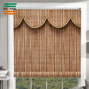 Bamboo Blinds Bamboo Curtain India Print Curtain