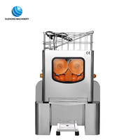 high quality durable stainless steel electric automatic orange juicer