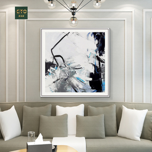 Sale abstract canvas paintings wall art decoration