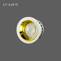 IP44 5watt emergency small recessed cob hotel ugr 9 led downlight
