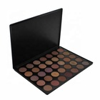 High Pigment Organic Make Up Cosmetics Eyeshadow Palette