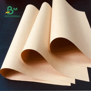 70GSM Virgin Pulp Material Kraft  Color Paper For Making High-grade Coffee Bag