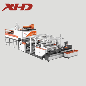 stretch film extruder machine