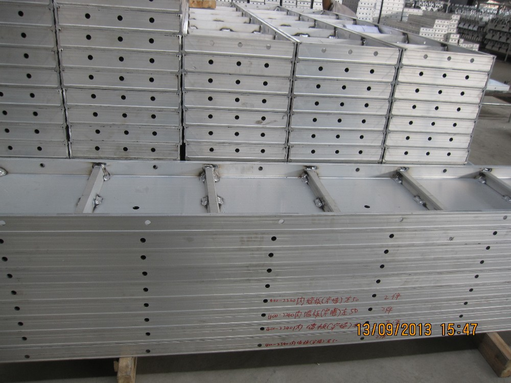 Light Weight And Hign Strength Aluminum Concrete Forms For