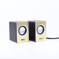High Quality Audio Speakers Portable mini 2.0 Speaker With Usb Port