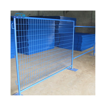 Best quality welded temporary fencing  Hot Sale Competitive Price construction chain link temporary fence