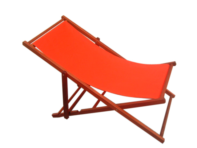 Factory Direct Sale Folding Wooden Reclining Beach Chairs