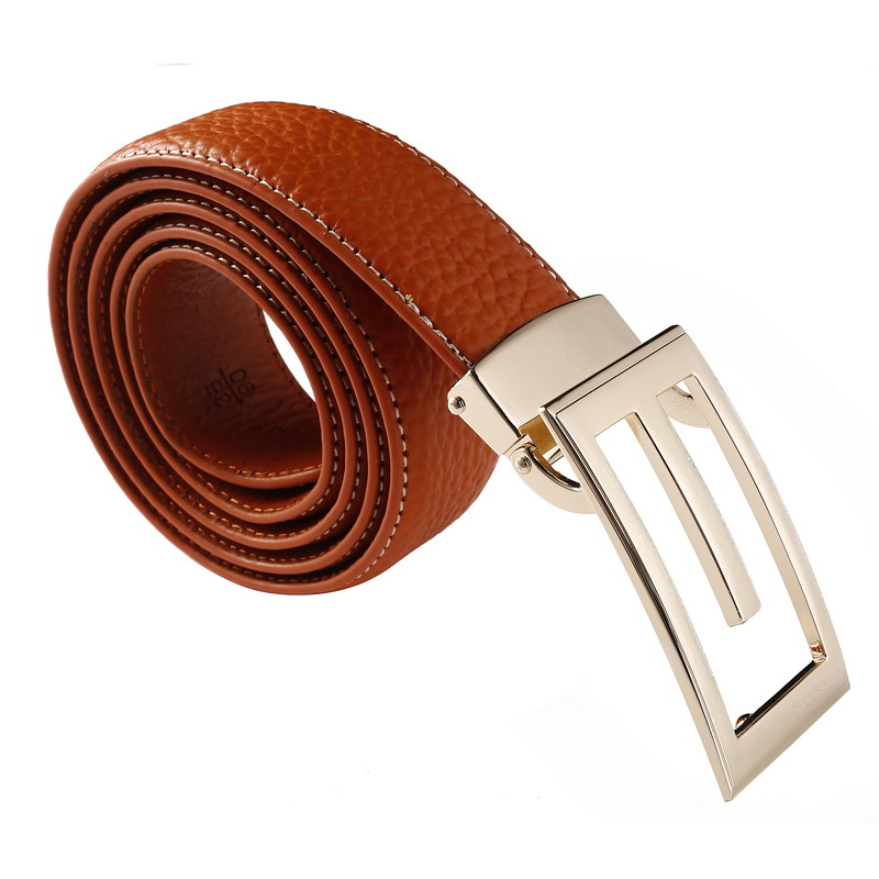 Wholesale quality designer leather belts for men bulk leather belt