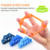 2019 hot sale finger toys hand expand exercise stretched resistancde band finger stretcher