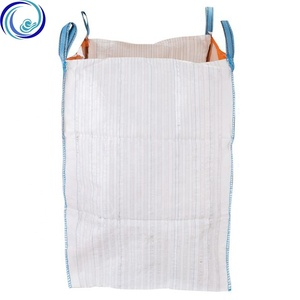 China Ventilated Airy PP Strip Woven Polypropylene 500 kg Firwood Big Bag Jumbo FIBC Bag