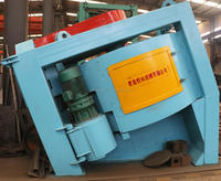 CE Certification green sand clay Sand Mixing Machine /rotor type sand mixer used for foundry molding