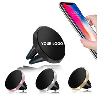 2019 Newest product smartphone car magnetic mobile phone air vent mount