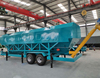 famous brand the mobile automatic horizontal cement silo