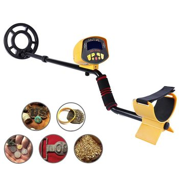MD3010II gold metal detector  Handheld Treasure Hunter Gold Digger Finder LCD Display