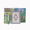 2019 hot sell Islamic audio book children sound book & reading pen educational learning toy M-8A