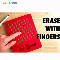 Small Magnetic Drawing Board STEM Educational Pad Writing Board for Kids Erasable Magnetic Doodle Board