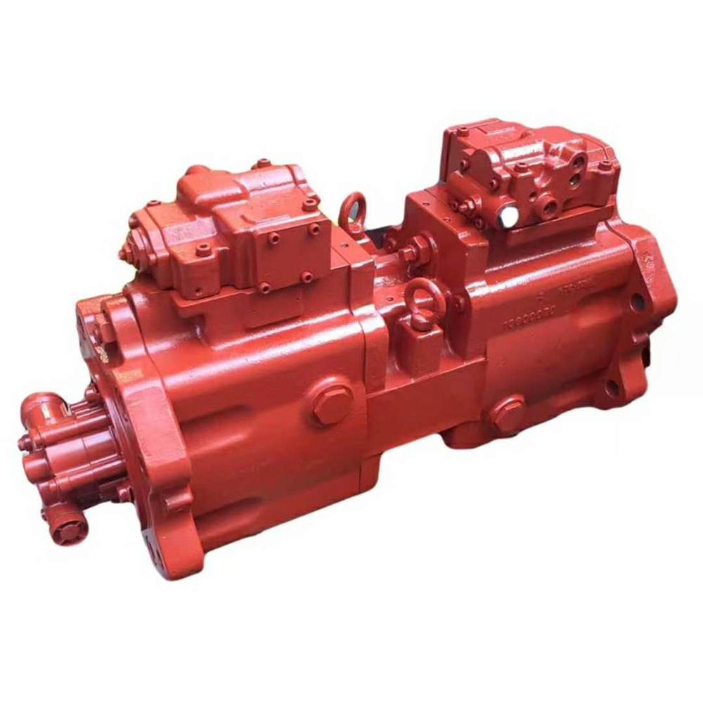 Гидравлический насос R335-7 гидравлический насос 31N9-10010 kawasaki K3V180