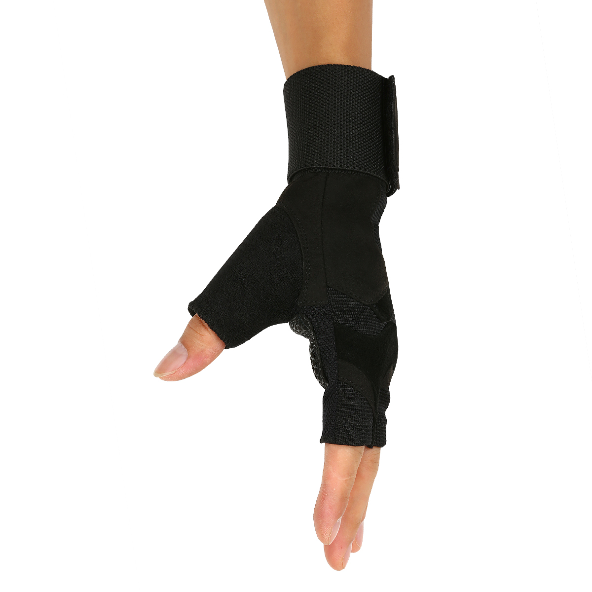 Nieuwe Mode Sport Pols Wrap Gym Fitness workout Handschoenen