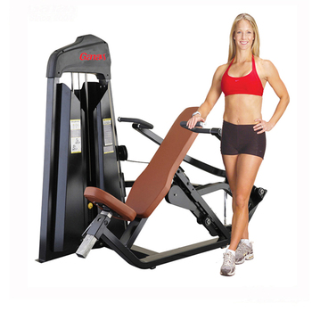 Top professionele populaire model training machine schouder pers plaat geladen borst druk/schouder persmachine te koop
