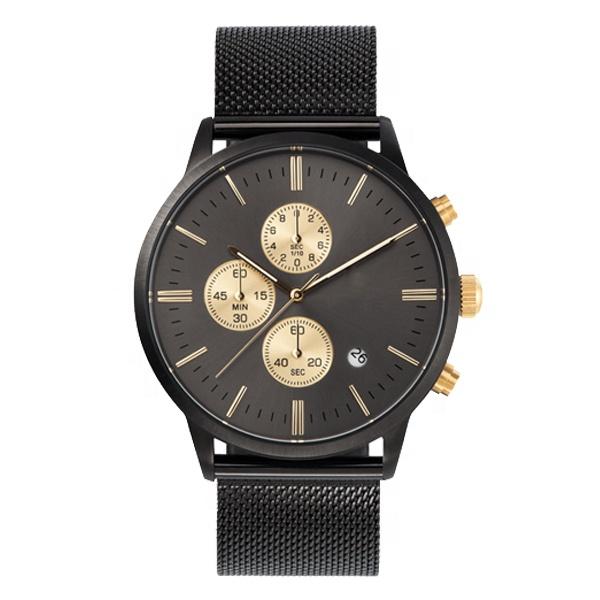 2019 Hot Oem Horloge Heren Horloge Roestvrij Staal Man