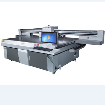 Aluminium alloy sheet inkjet flatbed printer wooden floor printing machine factory